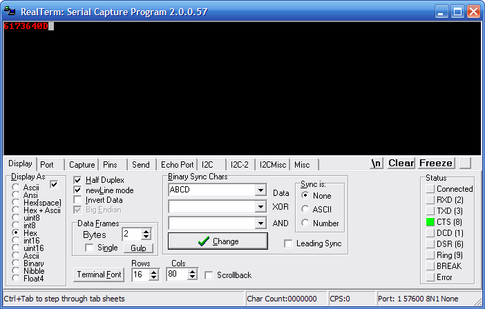 Terminal Software